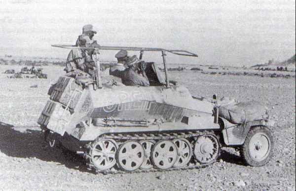 Projet Afrikakorps - Page 7 Sdkfz2503a