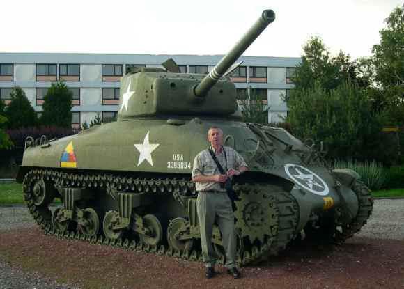 Sherman M4a1 76w